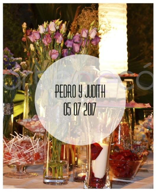 PEDRO Y JUDITH